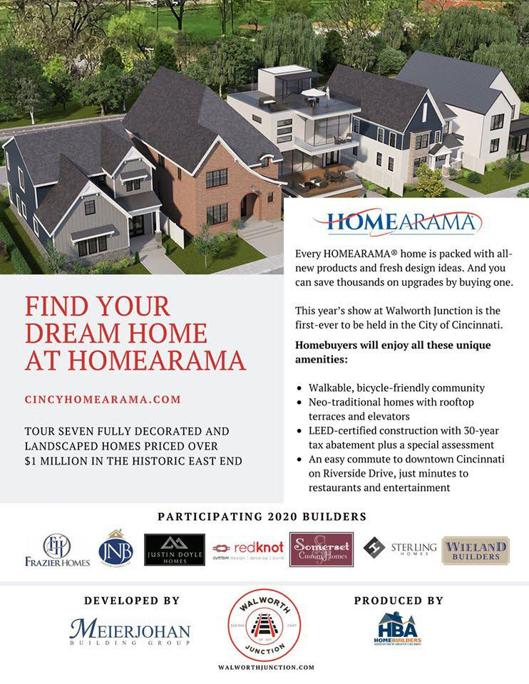 Walworth Junction HOMEARAMA® 2020